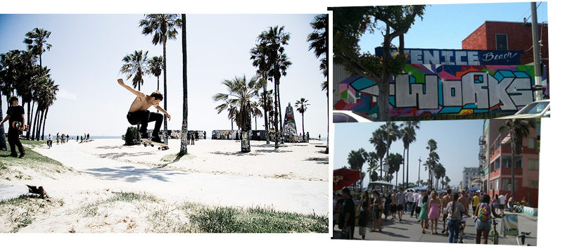 Venice-Boardwalk