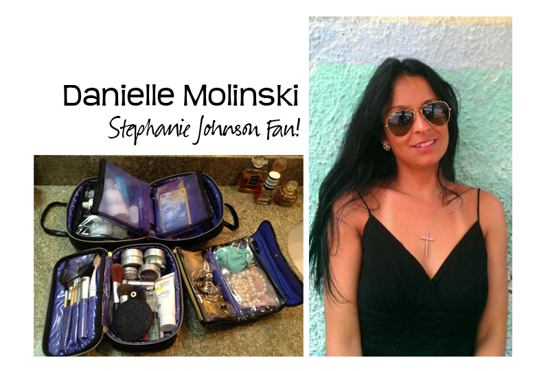 Danielle Molinski, Stephanie Johnson